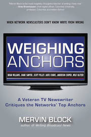Weighing Anchors by Mervin Block
