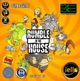 Rumble in the House - Board Game