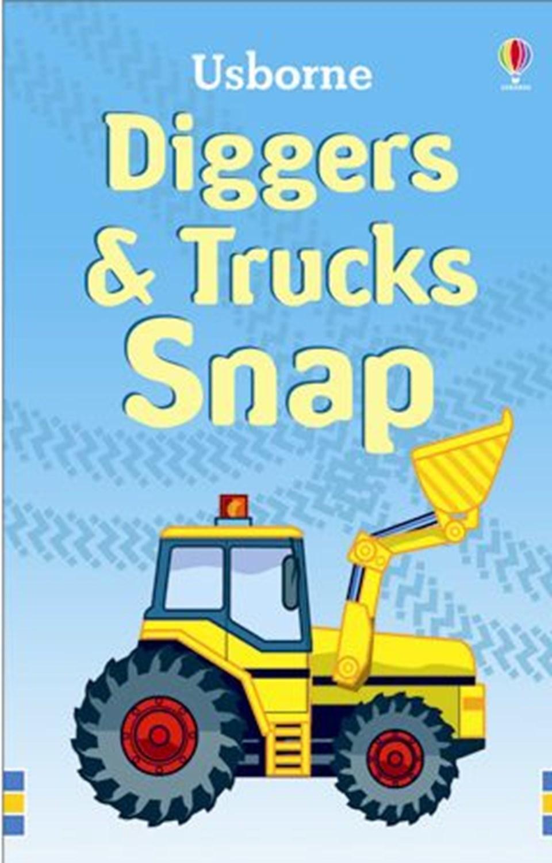 Trucks and Diggers Snap image