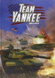 Flames of War - Team Yankee Rulebook by Phil Yates
