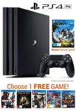 PlayStation 4 PRO 1TB Console for PS4