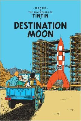 Destination Moon (The Adventures of Tintin #16) by Herge image