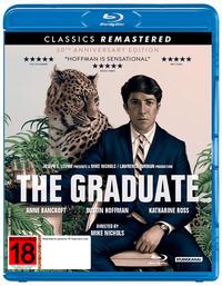 The Graduate (50th Anniversary Edition) on Blu-ray