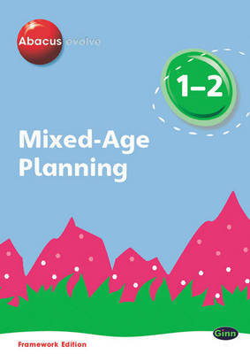Abacus Evolve Mixed Age Planning Year 1 and Year 2 by Ruth Merttens image