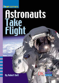 Four Corners: Astronauts Take Flight by Robert Gott image