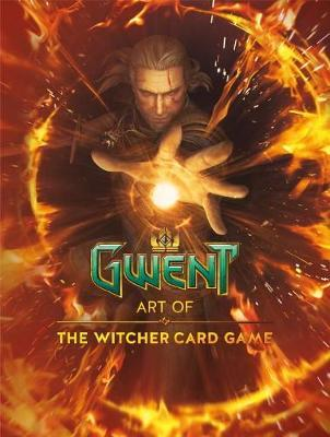 Gwent: Art Of The Witcher Card Game by CD Red