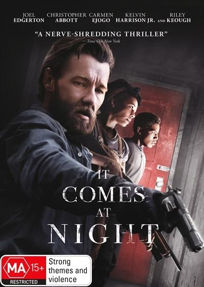 It Comes At Night on DVD image