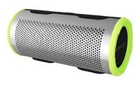 Braven: Stryde 360 - Waterproof Speaker (Silver/Green)