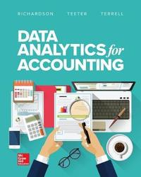 Loose Leaf for Data Analytics for Accounting by Vernon Richardson