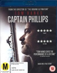 Captain Phillips on Blu-ray