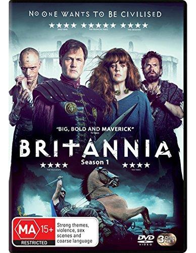 Britannia - The Complete Season One on DVD