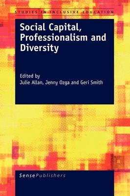 Social Capital, Professionalism and Diversity image
