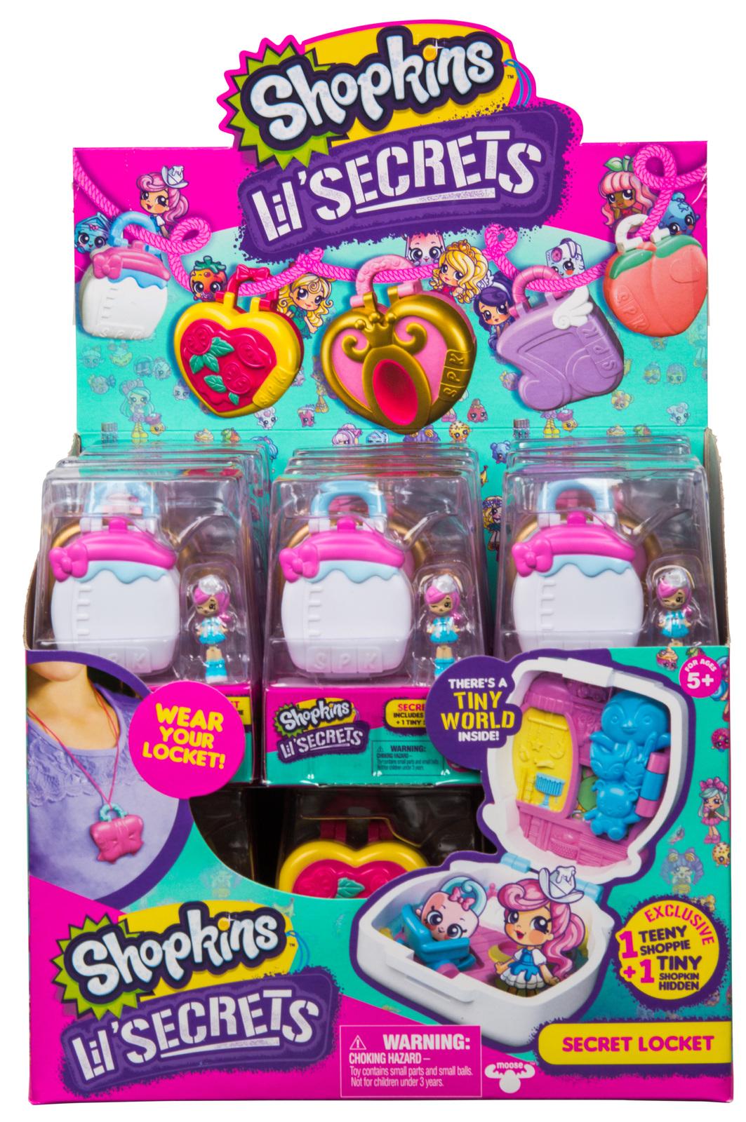 Shopkins: Little Secrets Playset - Tiny Tunes image