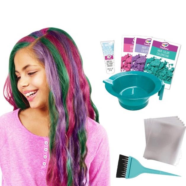 Crayola: Creations - Hair Salon Set