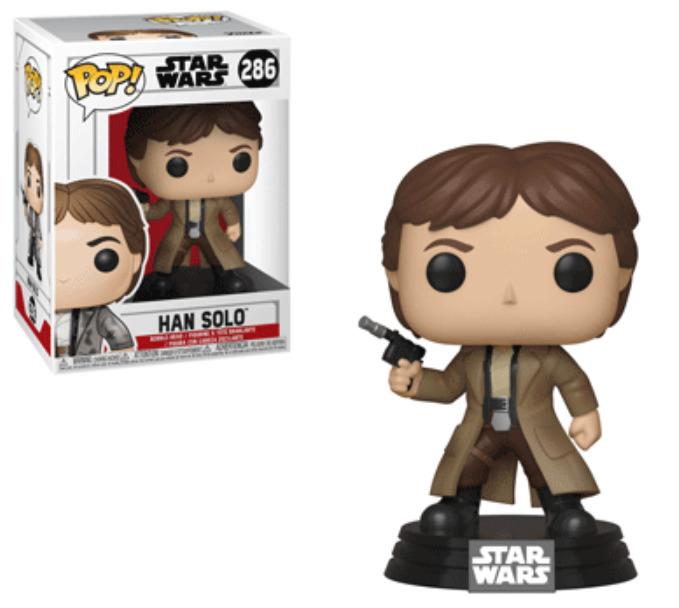 Star Wars - Han Solo (Endor Ver.) Pop! Vinyl Figure image
