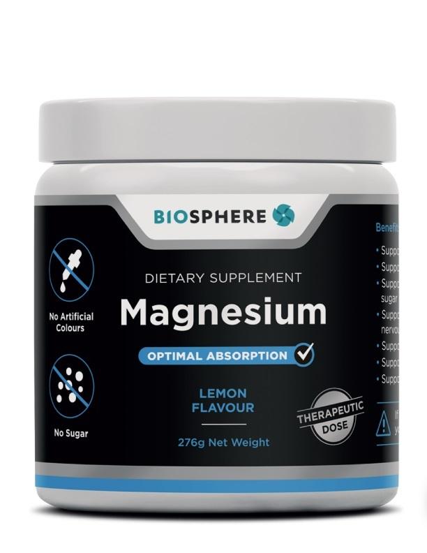 BioSphere Magnesium Powder (276g)
