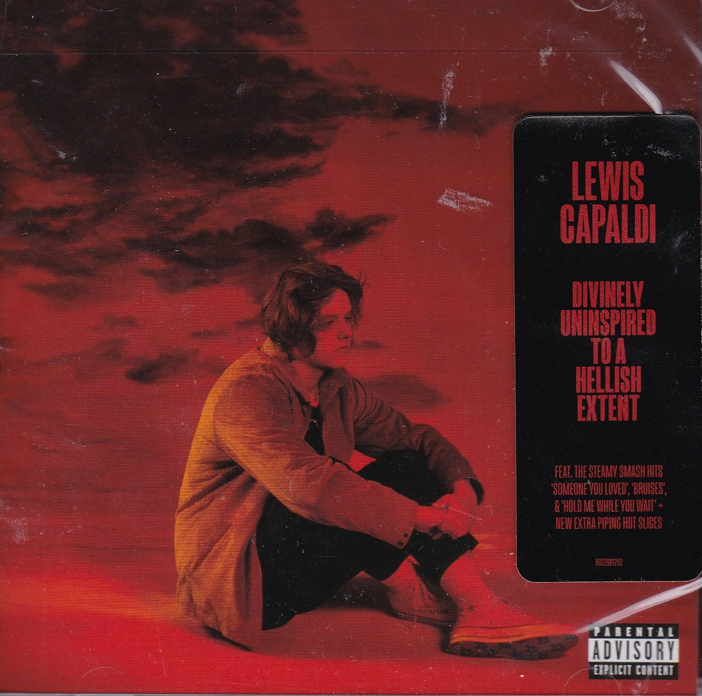 Divinely Uninspired To A Hellish Extent by Lewis Capaldi image