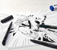 Faber-Castell: Manga Starter Set image