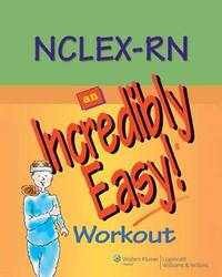 NCLEX-RN: An Incredibly Easy! Workout image