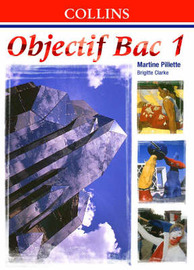 Objectif Bac: Level 1: Student's Book by Martine Pillette image