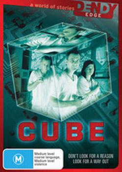 Cube on DVD image