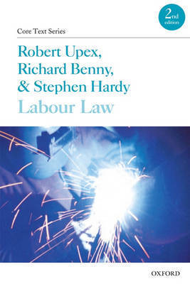 Labour Law by Robert Upex