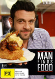 Man Finds Food: Season 1 DVD