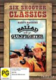 The Ballad of a Gunfighter (Six Shooter Classics) DVD