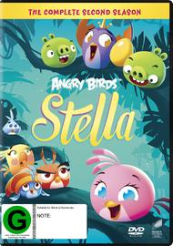 Angry Birds: Stella - Season 2 on DVD