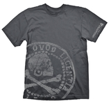 Uncharted 4 Pirate Coin T-Shirt (XX-Large)
