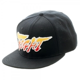 Street Fighter V Fight Snapback Cap