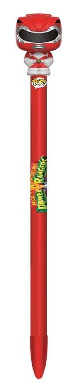Mighty Morphin' Power Rangers: Red Ranger Pop! Pen Topper