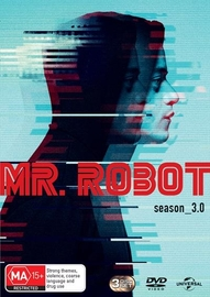 Mr. Robot - Season 3 on DVD