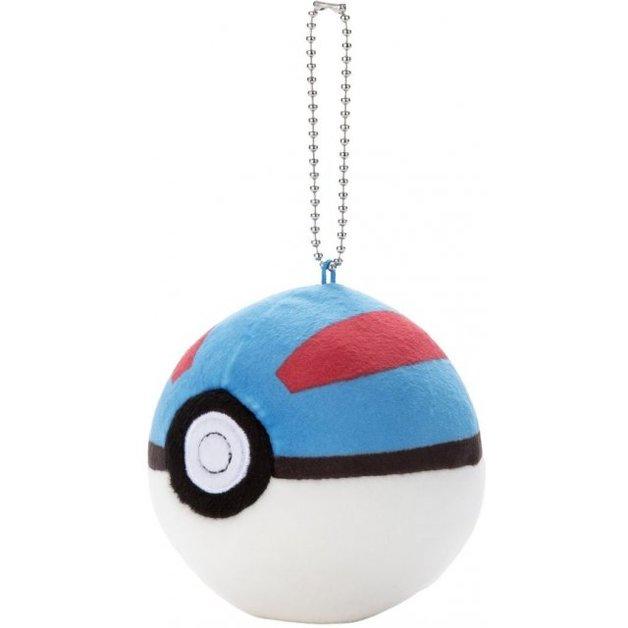 Pokemon: Mochi-Mochi Mascot Charm (Great-Ball)