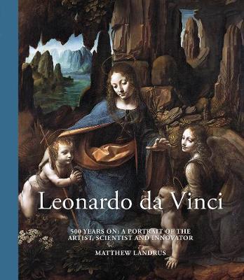 Leonardo da Vinci by Matthew Landrus image