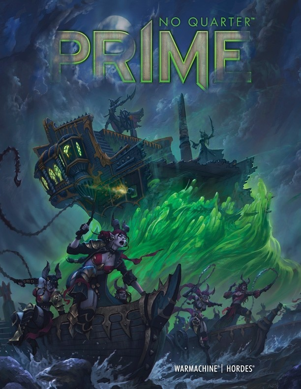 No Quarter Prime Issue 4