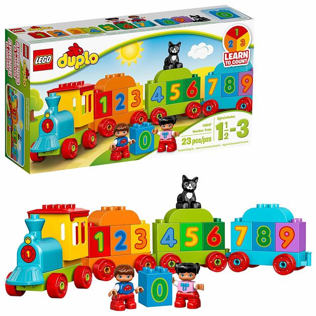 LEGO DUPLO: Number Train (10847)