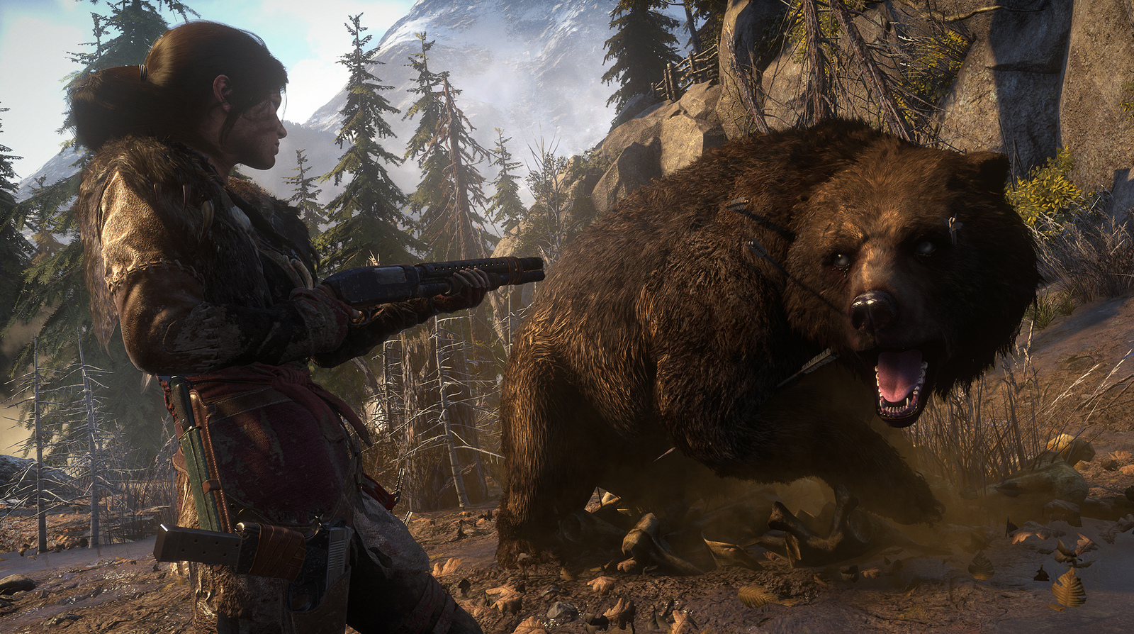 Rise of the Tomb Raider: 20 Year Celebration for PS4 image