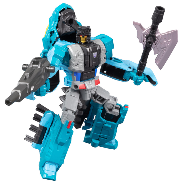 Transformers: Generations Selects - Lobclaw (Piranacon #4)