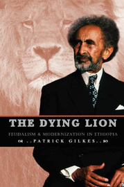 The Dying Lion by Partick Gilkes image