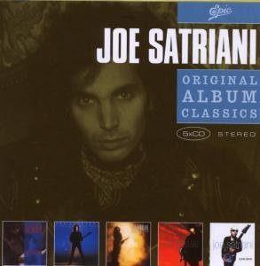 Original Album Classics by Joe Satriani
