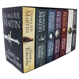 A Game of Thrones Boxed Set (7 Books) by George R.R. Martin