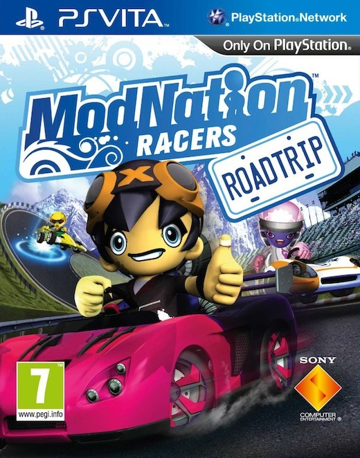 ModNation Racers for PlayStation Vita image
