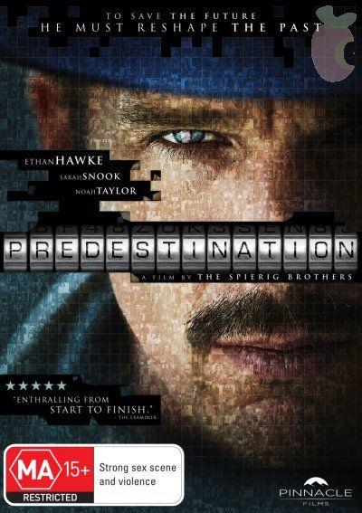 Predestination on DVD
