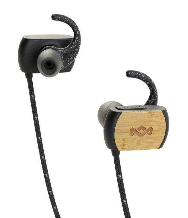 House of Marley  Voyage BT Sport - In-Ear Bluetooth Headphones 2241272b84a98