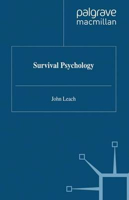 Survival Psychology by J Leach image