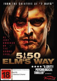 5150 Elm's Way on DVD
