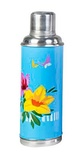 Kitsch Kitchen: 1.2L Thermos flask - Turquoise