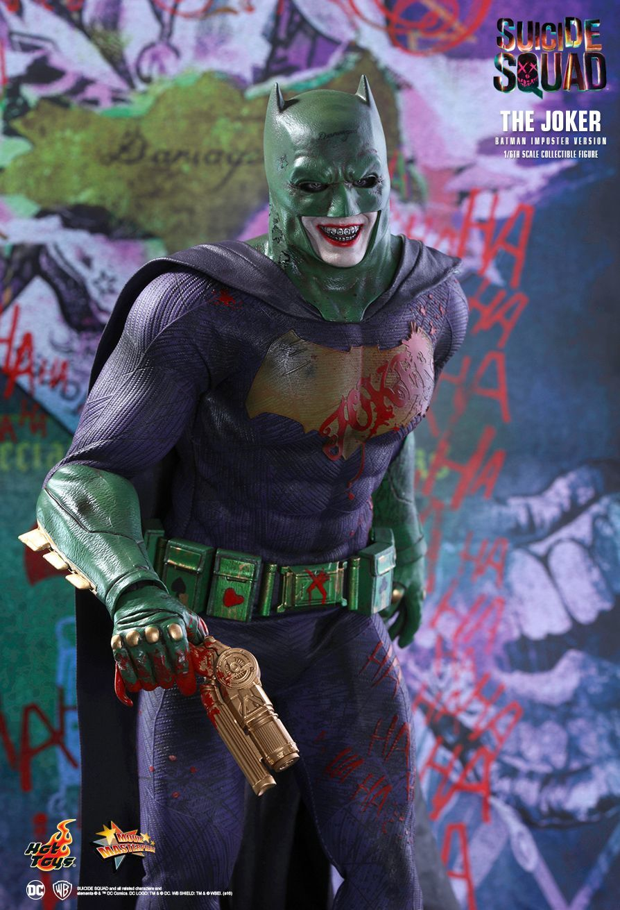 "Suicide Squad - The Joker (Batman Imposter Ver.) 12"" Figure image"