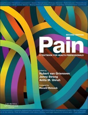 Pain by Jennifer Strong image